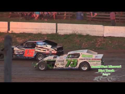 Springfield Raceway Midwest Mods B Feature July 8, 2017