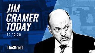 LIVE | Pfizer, Salesforce, Slack: Jim Cramer's Stock Market Breakdown 12/2
