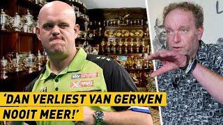 RTL Darts BullsEye 4 | Barney aan de muur