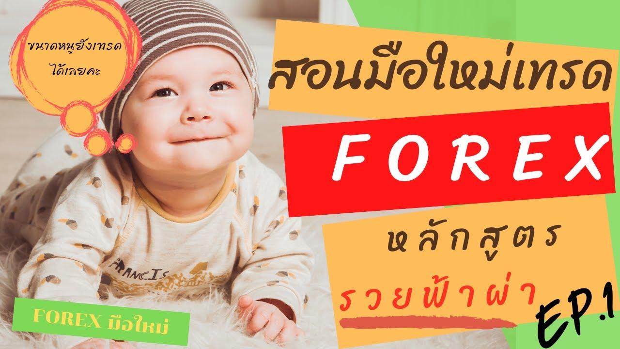 สอนมือใหม่ เทรด Forex เบื้องต้น (หลักสูตร 2020) EP 1 | forex คืออะไร?