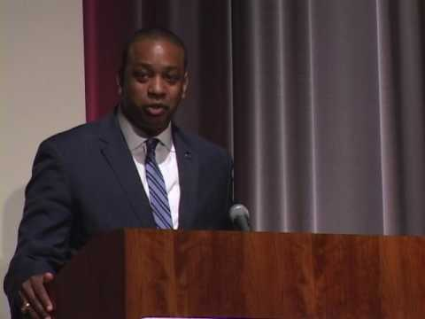 Justin Fairfax tells the story of Barbara Johns