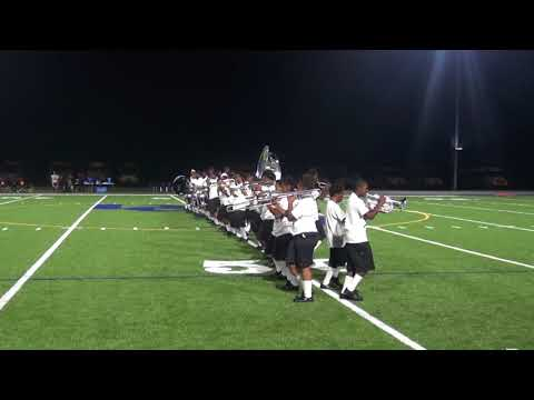 Towers High School | Halftime show | August 19, 2017
