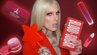 BLOOD SUGAR™ ❤️ PALETTE & LOVE SICK COLLECTION REVEAL | Jeffree Star Cosmetics