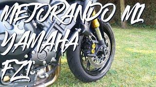 Download Video Mejorando los puntos débiles de mi Yamaha Fz1 (Horquilla R1 + pinzas radiales + bomba brembo) MP3 3GP MP4