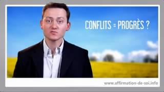 Pourquoi les conflits sont synonymes de progrès - affirmation de soi .info
