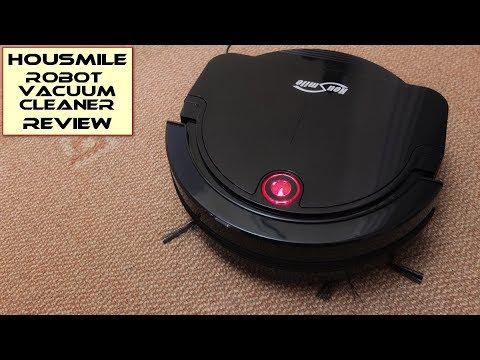 Housmile Robotic Vacuum Cleaner: Review