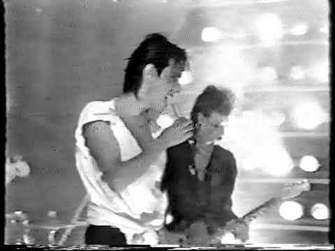 Bauhaus 7 Oct 1982 BBC 'Top of The Pops' : Ziggy Stardust (b/w)