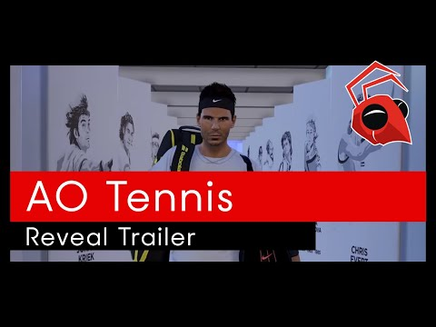 Announcing AO Tennis - The Ultimate Tennis Experience