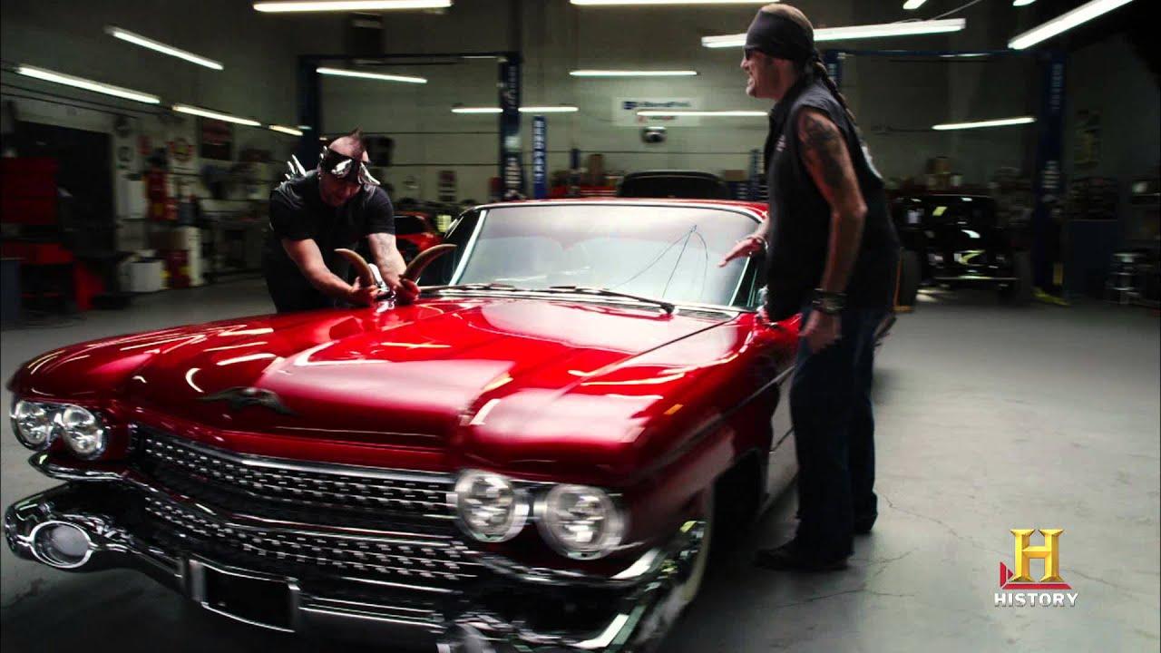 Best Car Restoration Shows On Youtube