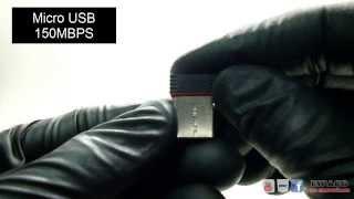 wifi micro usb wireless 150mbps lan adapter 802 11n 2