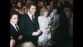 Mariage de Joe Dassin et Christine Delvaux
