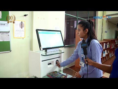 RFID Based Library Management System | Hybiz TV