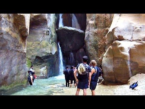 Wadi Mujib – Jordania turismo / Jordan travel – Canyoning, canyoneering, barranquismo, tourism, trip