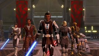 """STAR WARS: The Old Republic – Knights of the Fallen Empire – """"Alliance"""" Gameplay Trailer"""