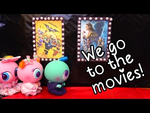 Thumbnail: Distroller Toys & Dolls - My Toy Babies Go to the Movies & Atole Wants to Watch Beauty and the Beast