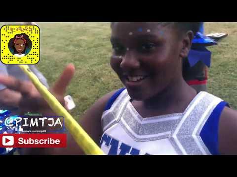 2019 Gardner Newman Middle School: Happy Birthday Cheerleader McKenzie Jones (Munchkin) pi.