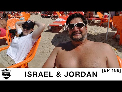 E186: Why We Couldn't Film Anything On Saturday In Israel