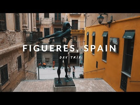 Figueres, Spain: Home of Dalí   Day Trip 2018