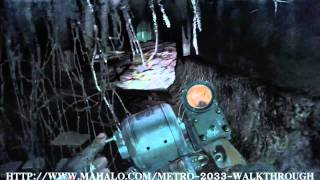 Metro 2033 Walkthrough - Alley