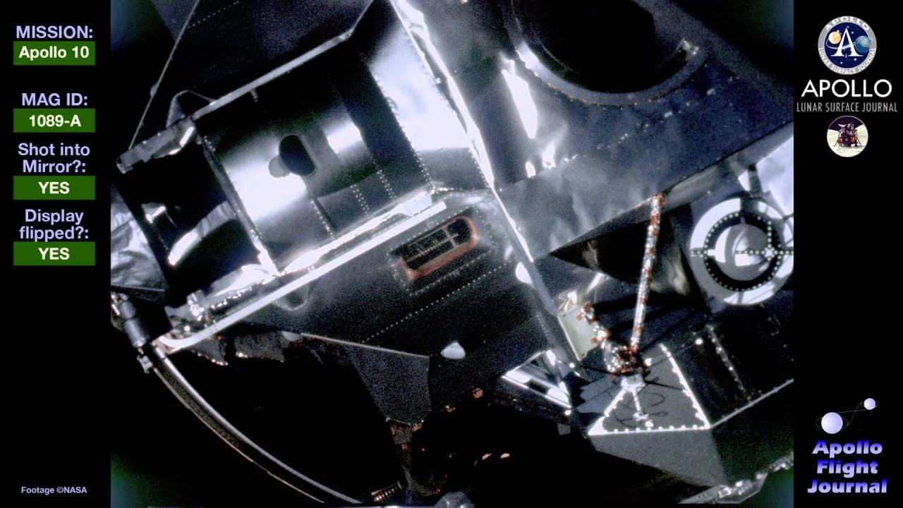 Apollo 10 - 16-mm magazine 1089-A