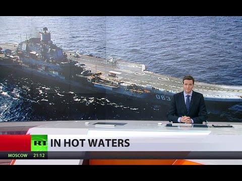 UK Navy to intercept & escort passing Russian warships - reports