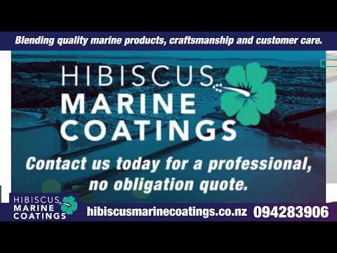 Hibiscus Marine Coatings Auckland