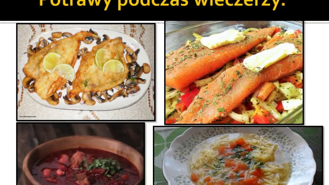 Prezentacja Pt Pan Tadeusz Kuchnia Staropolska Youtube