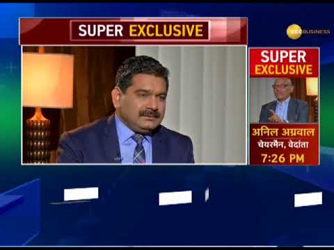Exclusive interview with Chairman of Vedanta Resources Anil Agarwal