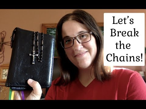 Let's #BreakTheChains with Morning Prayer and Rosary