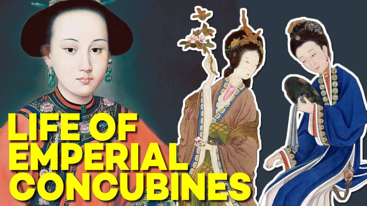 Download A Day in The Life of an Imperial Concubine