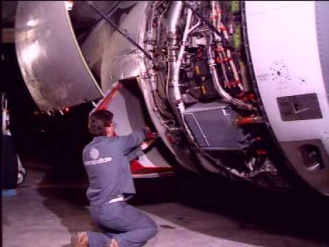 Airbus A320 (CFM56) Manual Opening and Closing of Thrust Reverser Pivoting  Door