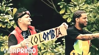 Jowell Y Randy - Mi Dama de Colombia (Preview) [Official Video]