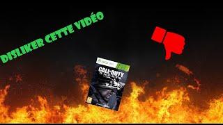 Disliker cette video svp ( cod ghost)