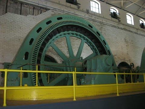 The Lockport Illinois Old Powerhouse