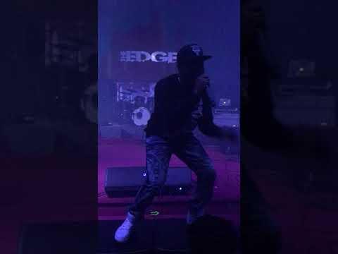 DEONTE HALL- LIVE PERFORMANCE @ THE EDGE Hip Hop Church