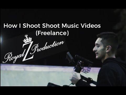 How I Shoot Rap - HIPHOP Music Videos 003 | RoyalZProduction