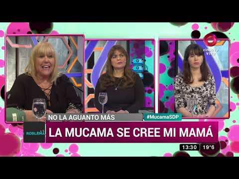 Patricia, Mamá De Constanza: 'Alina Es Mi Mano Derecha'