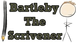 Bartleby the Scrivener by Herman Melville (Summary) - Minute Book Report