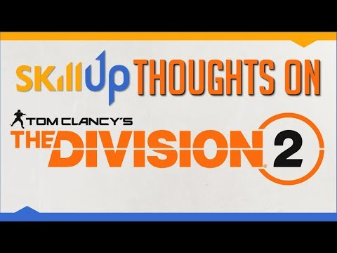 My Thoughts On The Division 2 Announcement
