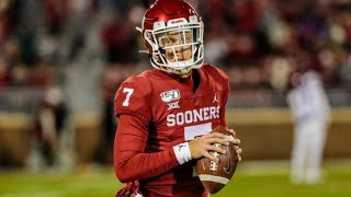 Oklahoma QB Spencer Rattler Highlights || All Snaps From The 2019 Season