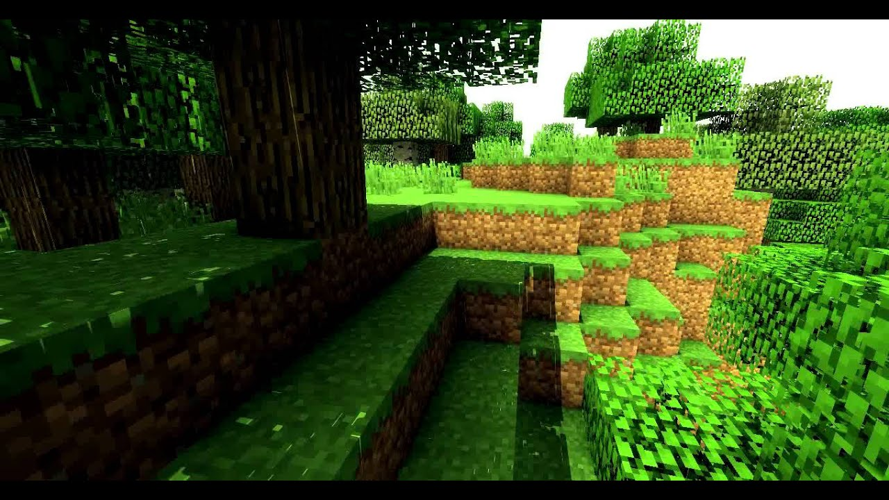 Awesome Shadow mod Minecraft glsl shaders now ready for