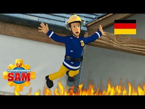 Feuerwehrmann Sam Deutsch Neue Folgen | Der Geist von Pontypandy | Gefährliche Stürze 🚒Kinderfilme