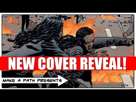 RIOTS IN THE APOCALYPSE! The Walking Dead Comic 183 Cover Reveal