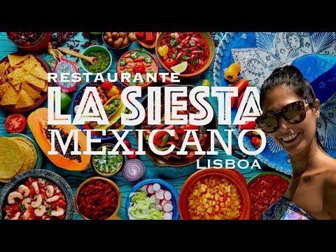 LA SIESTA | RESTAURANTE MEXICANO | LISBOA | ALGÉS
