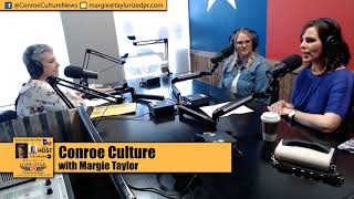 Gambar cover Inspirational Series Featuring Becky Kiser on Conroe Culture News