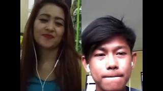 duet smule bareng tante angelina