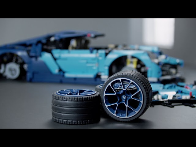 Lego Technic Bugatti Chiron Is 3 599 Pieces Of Awesome Roadshow