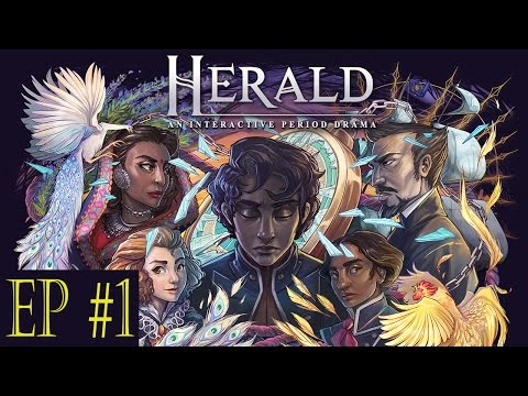 Headed Out to Sea! - Herald Ep. 1