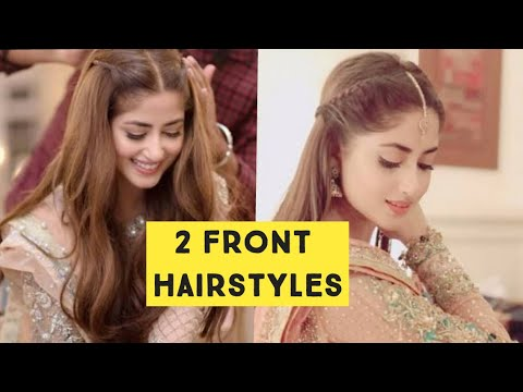 2-easy-hairstyles-for-short-medium-hair-|-party-hairstyles-|-hair-style-girl-|-hairstyles