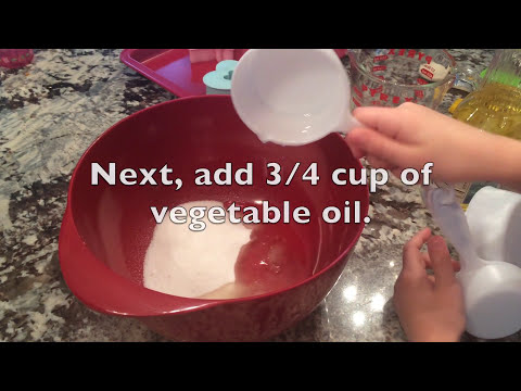 How To Make Homemade Sugar Cookies (super Fast And Easy! Also Can Use In The Easy Bake Oven!)